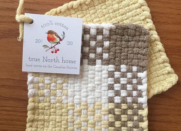 Hand Woven Kitchen Textiles
