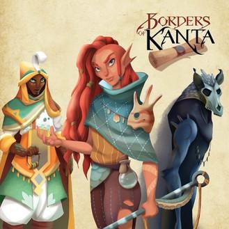 Borders of Kanta (Front)