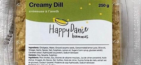 Creamy Dill Hummus