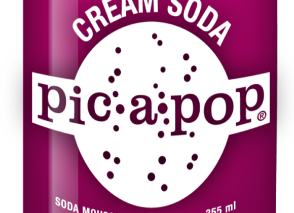 Pic-A-Pop Cream Soda