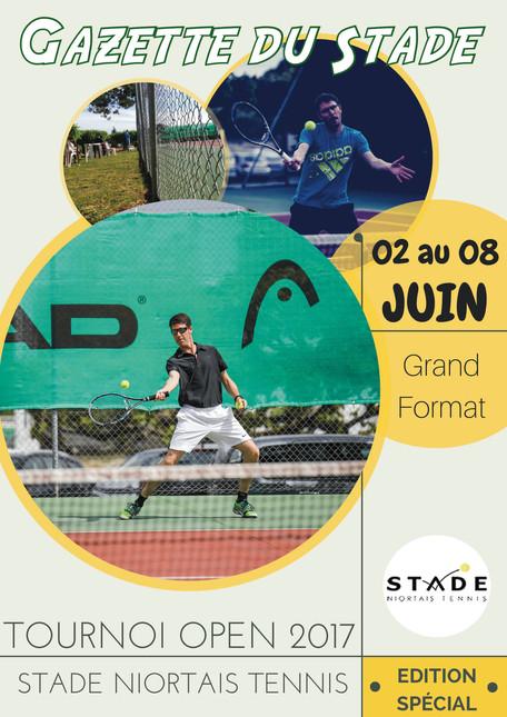 Gazette du Stade Edition spéciale 2017
