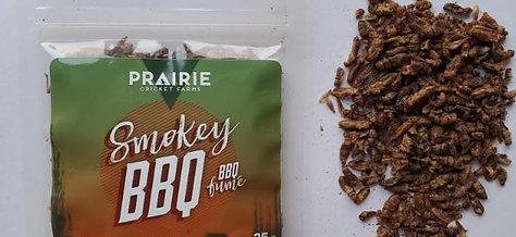 Smokey BBQ Roasted Crickets