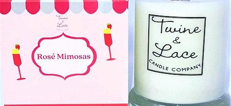 Rosé Mimosas