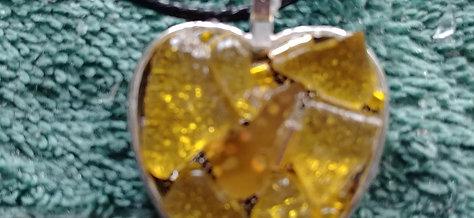 Yellow Sunshine Pendant