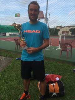 vainqueur tournoi Open 2016 stade niortais tennis