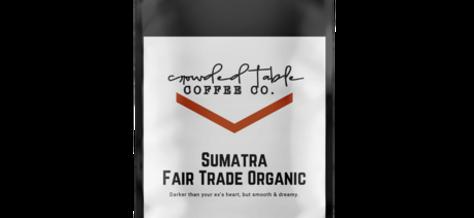 Sumatra Dark Fair Trade Organic