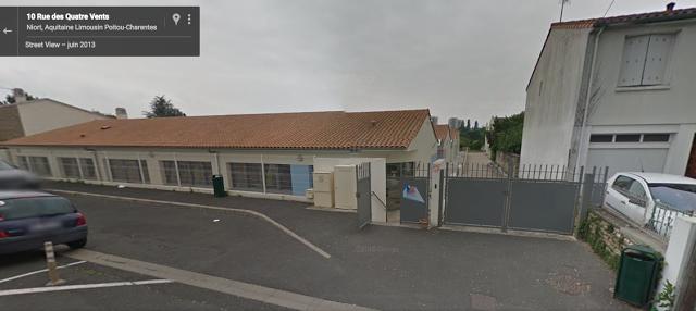 image de la salle de Genève à Niort