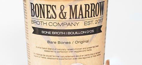Bare Bones W/Roasted Garlic