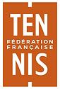 logo fft, ville de niort, stade niortais tennis, niort