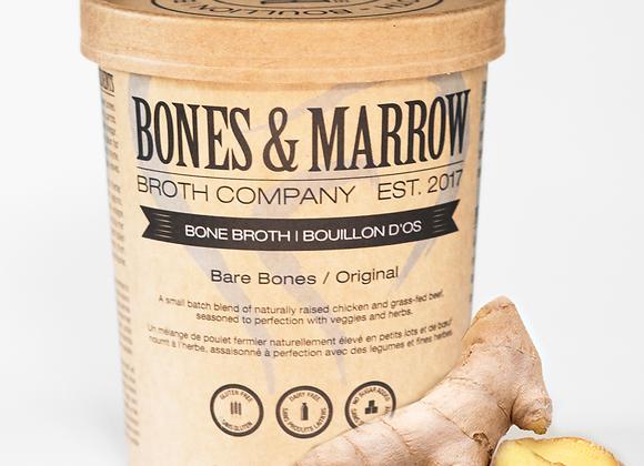 Bare Bones W/Ginger