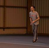 Victor Thire, stade niortais tennis, niort