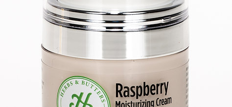 Raspberry Moisturizing Cream