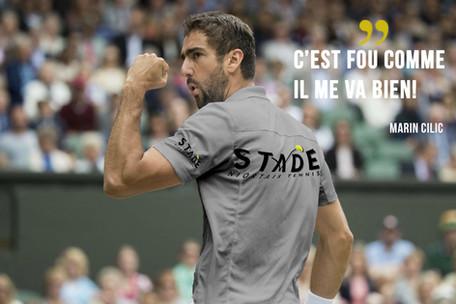 Prenez votre t-shirt de champion!