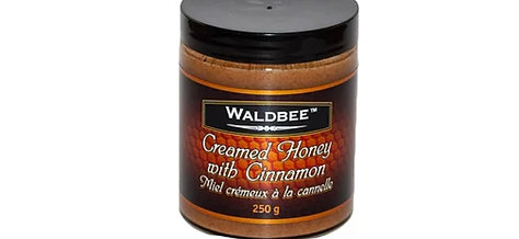 Creamed Honey with Cinnamon