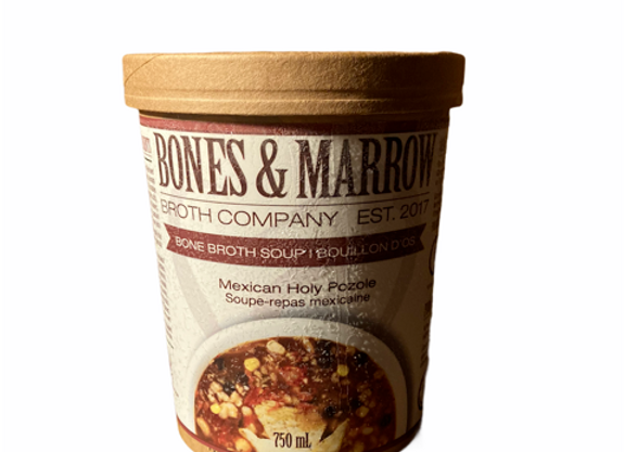Mexican Holy Pozole Soup