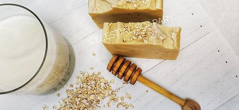 OMG - It's OMH, Oatmeal, Milk and Honey Soap