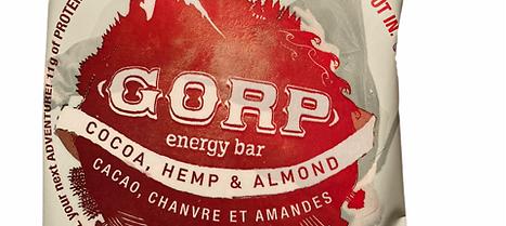Cocoa, Hemp & Almond Energy Bar