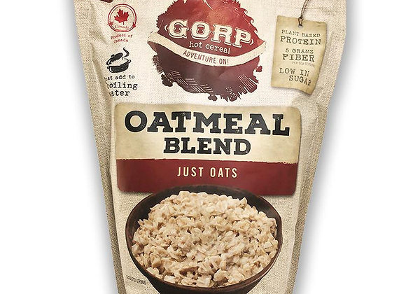 GORP Oatmeal Blend - Just Oats