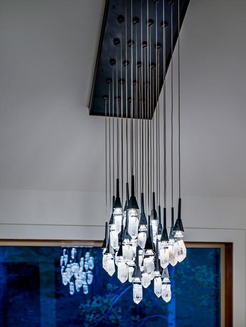 Quartz Light Installation - Bend Oregon