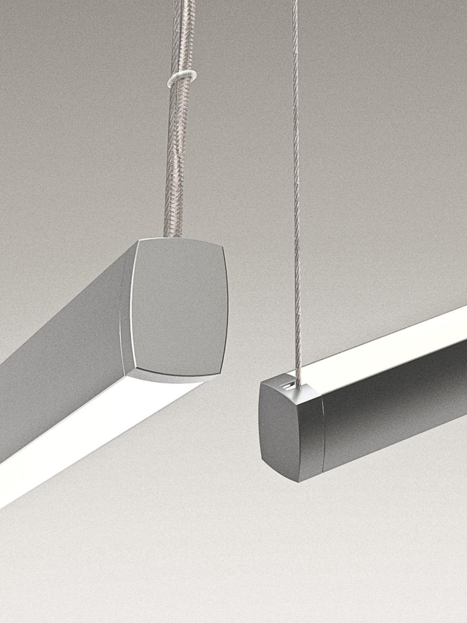 LED FIXTURE SYSTEM - CHICAGO