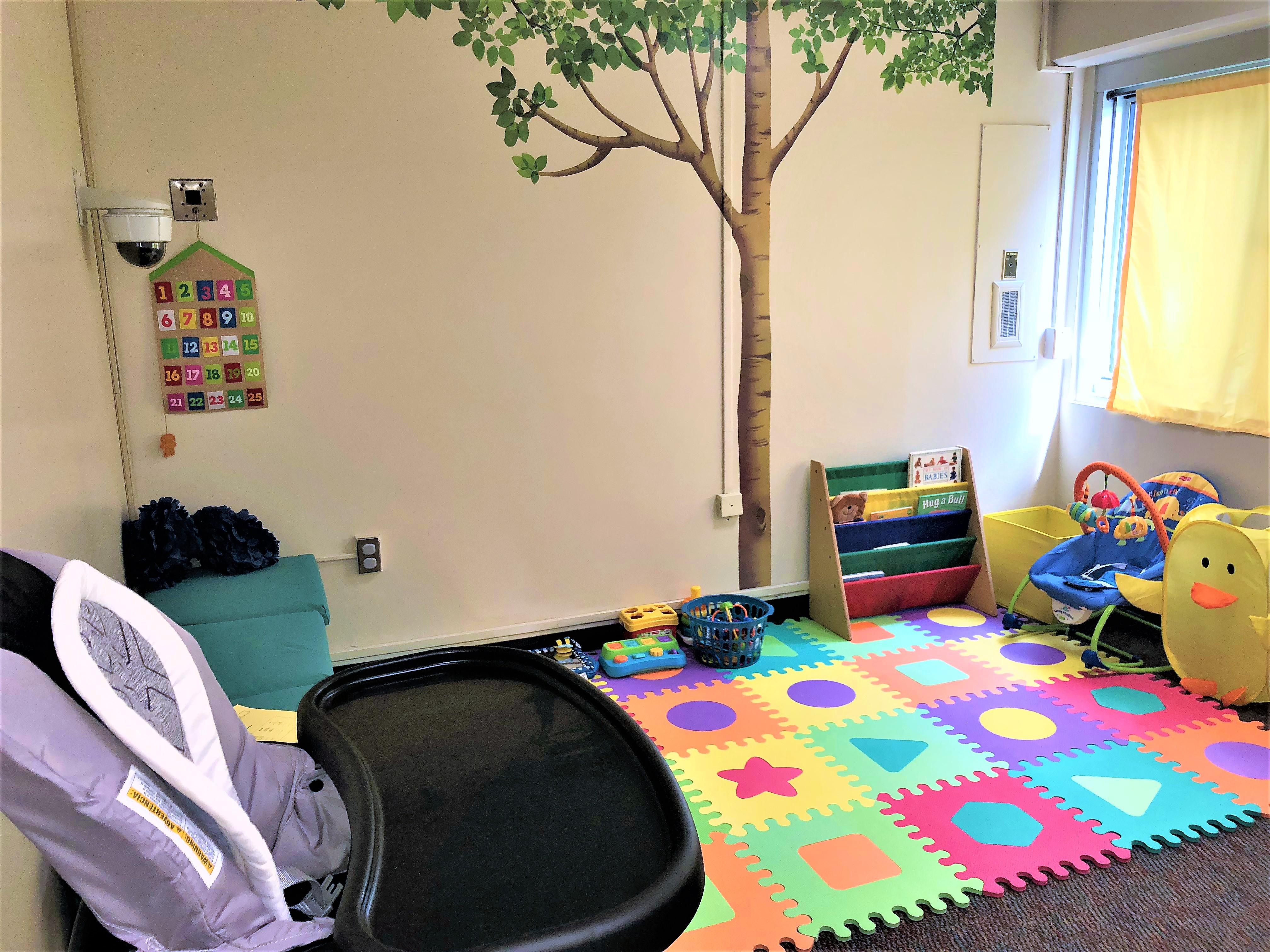 6 Month Baby Lab Visit