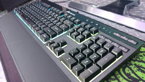 Corsair K55 Backlit RGB LED Gaming Keyboard