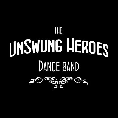 The unswung heroes logo