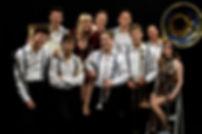 10 piece danceband