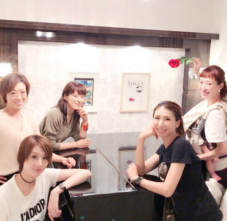 Beauty Workshop 7回目