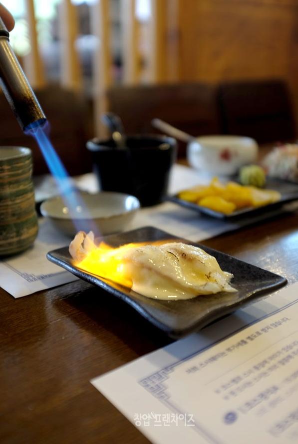 초밥프랜차이즈 스시웨이 노원점