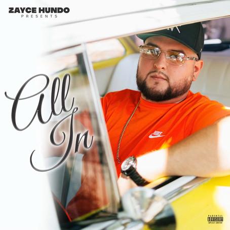 """LA producer Zayce Hundo releases """"All In"""" EP"""