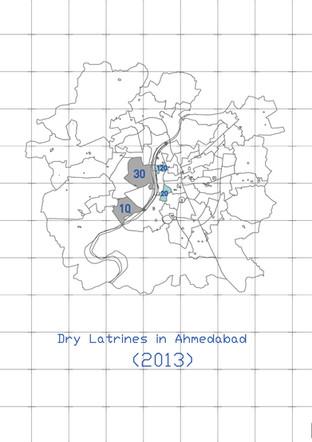 DRY LATRINES IN AHMEDABAD (2013)