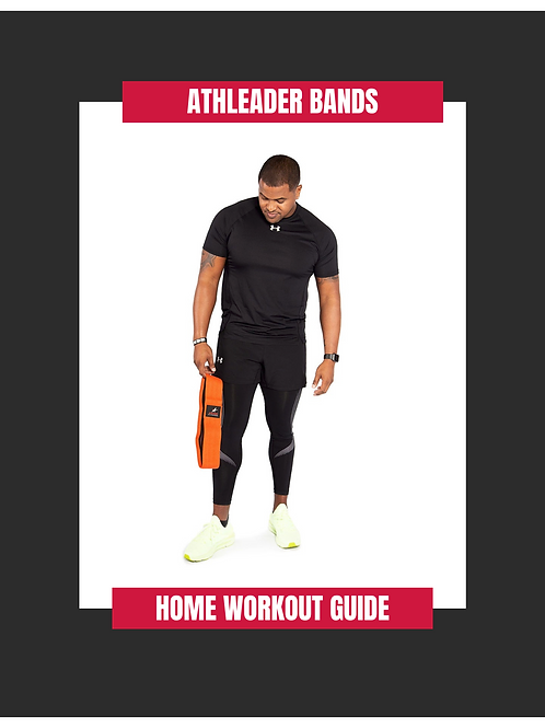 Athleader Bands Home Workout Guide