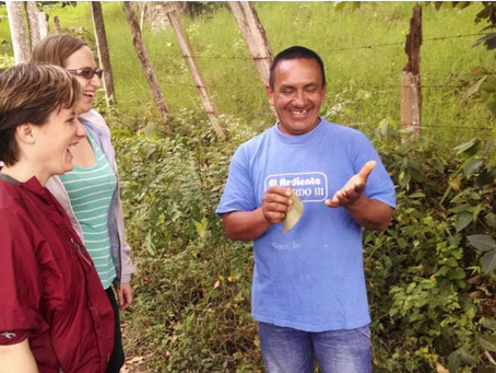 Coffee Farmers Explore Tourism as a Means For Sustainable Living