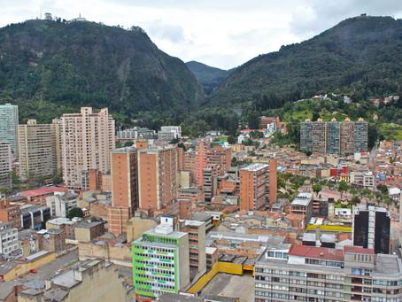 Getting around Bogotá