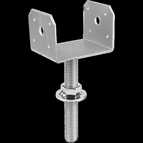 12-Gauge 4x4 Adjustable Pier Bracket