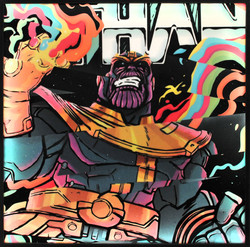 Excelsior : Thanos