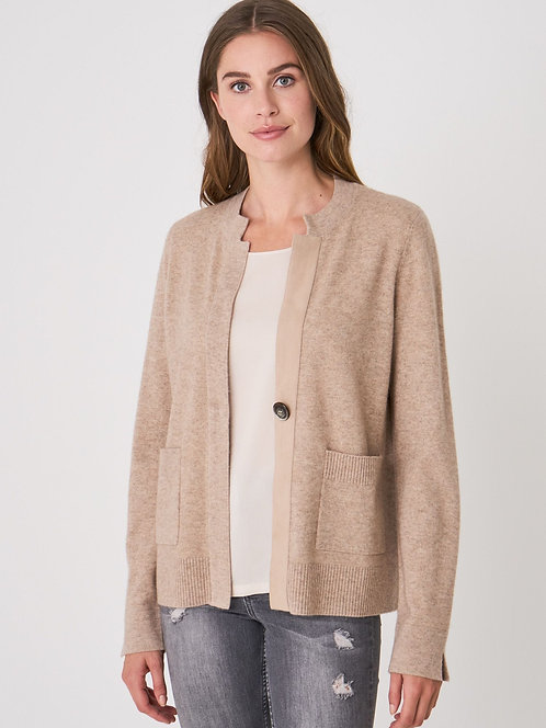 Cardigan Wool Cashmere