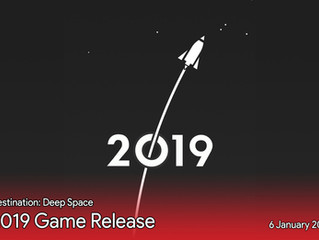 2019 Game Reveal!