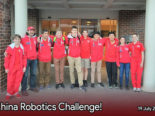 China Robotics Challenge!