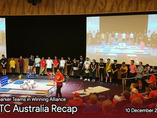 FTC Australia: Tournament Recap