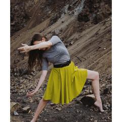 Dancer in La Tuna