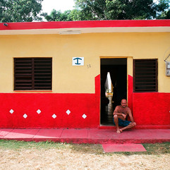 Home in La Boca
