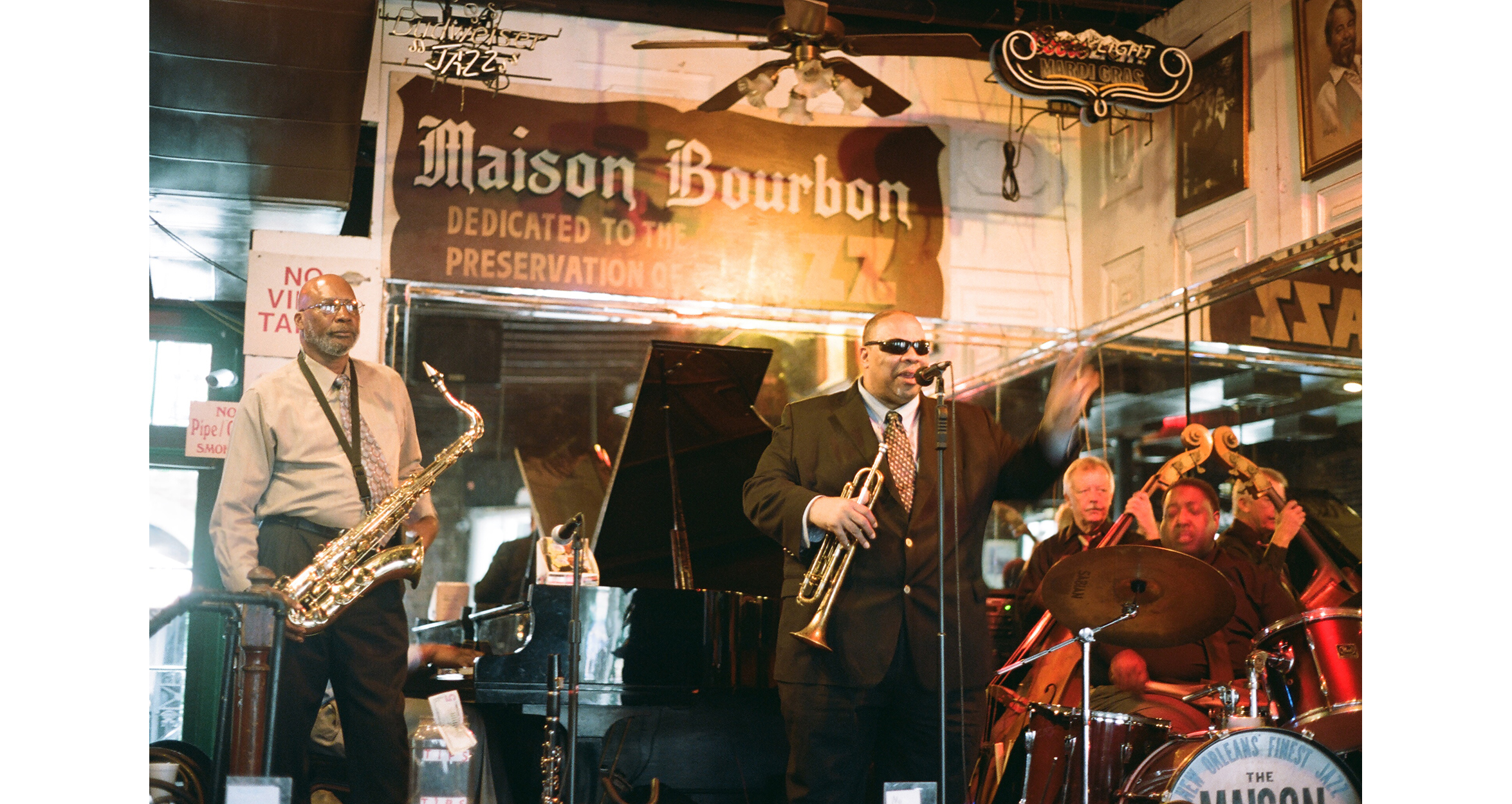Maison Bourbon