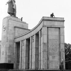 Denkmal für die Sowjetischen Soldate