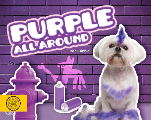Purple All Around