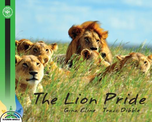The lion pride