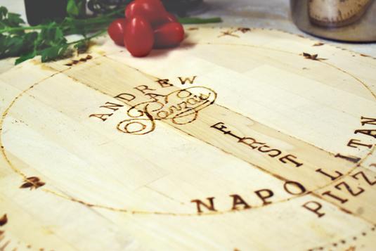 Andrew Panza's Pizza Spatula
