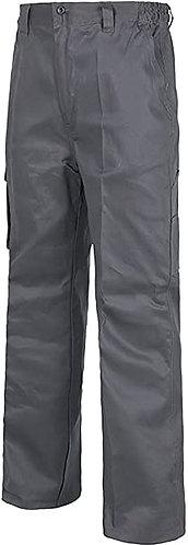 Pantalone da lavoro WORKTEAM grigio