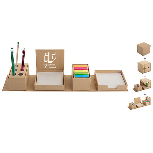 Notes Box cube